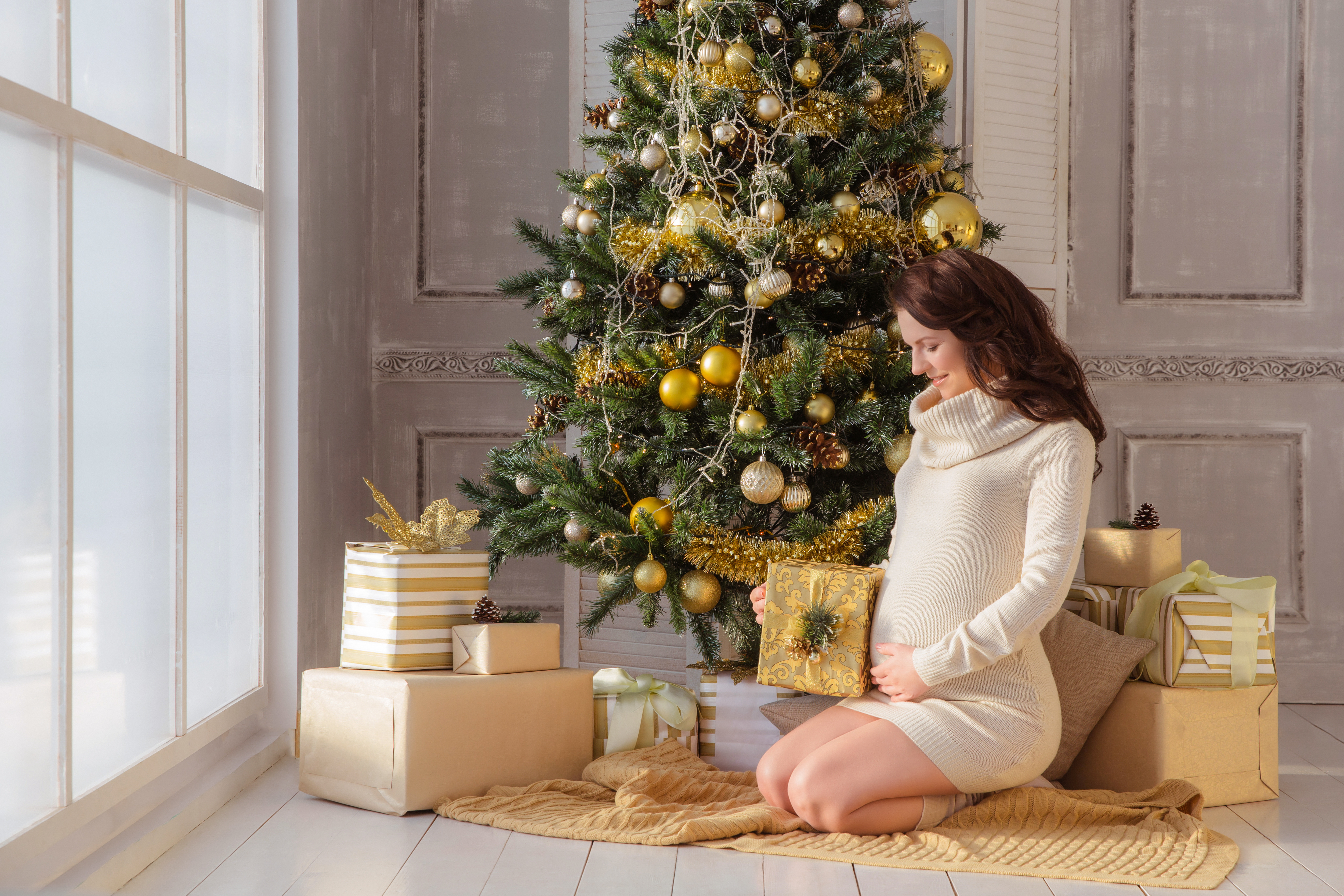 Christmas Gift Ideas for Mum and Baby